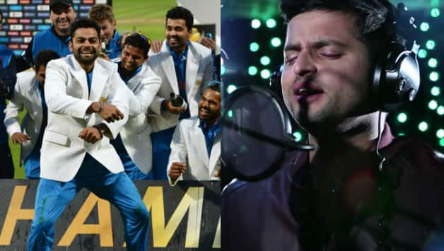 Suresh Raina: Virat Kohli is the best dancer while I sing ...