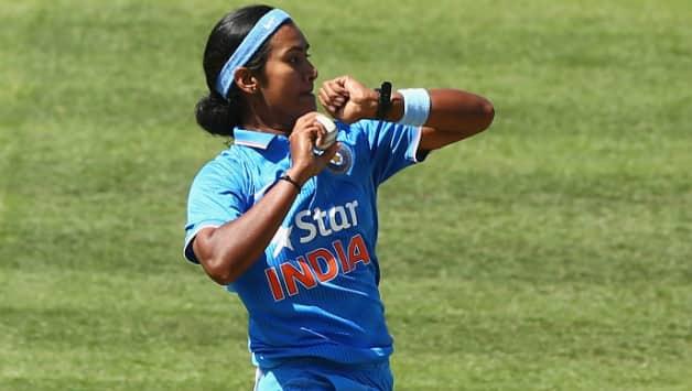 Indian eves thrash Zimbabwe by 3 wkts in Quadrangular Series
