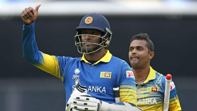 Sri Lanka defeated India by 7 wickets © Getty Images