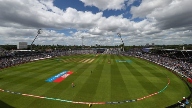 ICC Got A Taste Of What County Match Means To The Warwickshire Groundstaff In Charge