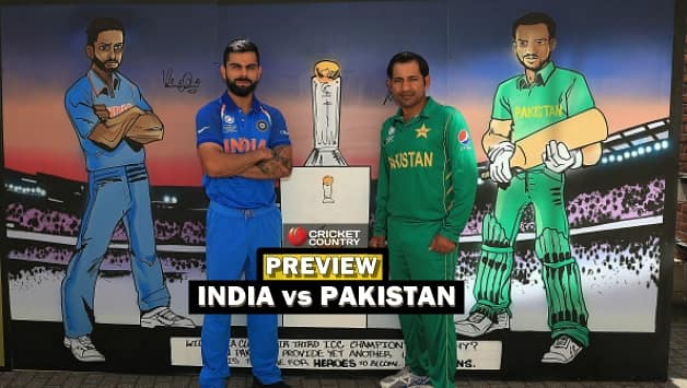 India Vs Pakistan Preview And Likely XIs ICC Champions