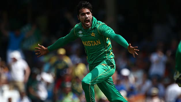 Mohammad Aamer © Getty Images