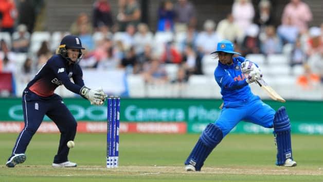 Mithali Raj en route to 71 (Courtesy: Getty Images)