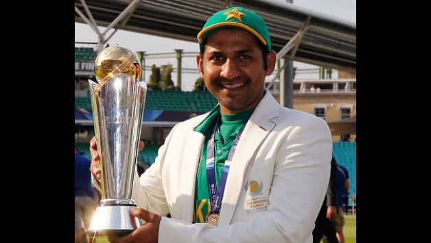 Sarfraz hopes CT triumph ends Pakistan exile