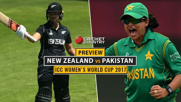 Pakistan win toss, bat first against New Zealand