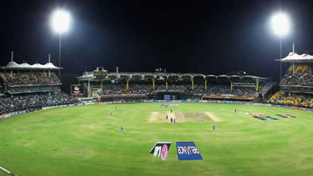 The TNCA top boss RI Palani has written to the BCCI, explaining the huge costs that the association has to incur in the lead-up to the first ODI © Getty Images (File Photo)