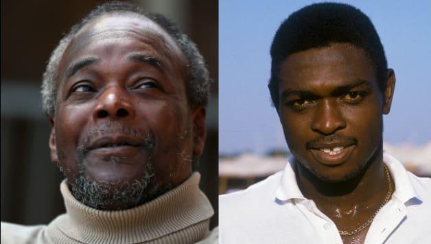 Winston Davis (left) and Patrick Patterson (Image courtesy: Getty)