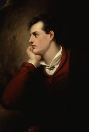 Lord Byron. Photo courtesy: Wikimedia Commons