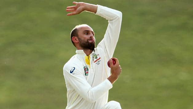 The onus will be on Nathan Lyon to wrap Bangladesh's innings on Day 2 © Getty Images (File Photo)