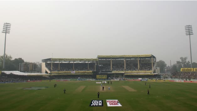 Rain in Kanpur spoiled Day 3's play © Getty Images (File Photo)