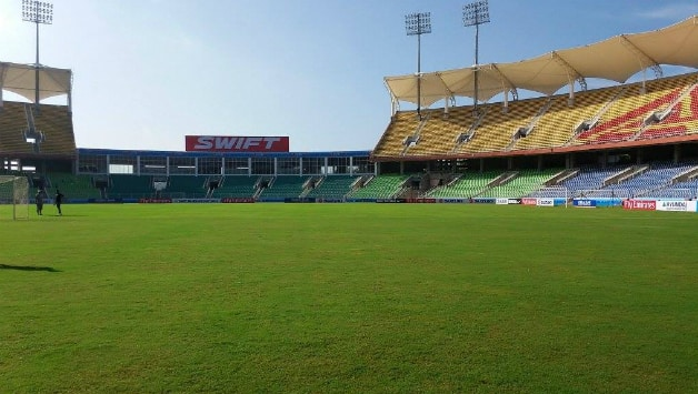 The new Greenfield Stadium in Thiruvanathapuram © Wikimedia Commons