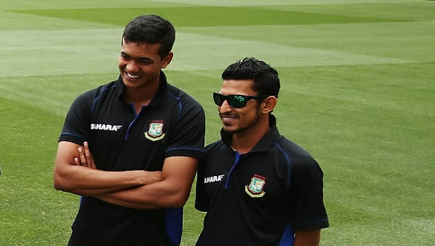 Nasir Hossain, Taskin Ahmed, Shafiul Islam to be investigated by BCB after being spotted at a casino