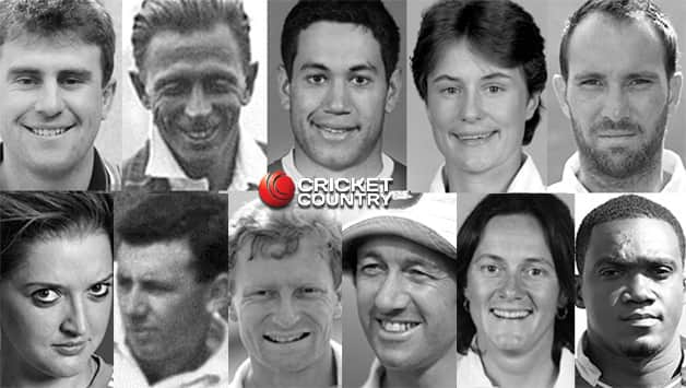 Mark Taylor, Herbie Taylor, Ross Taylor, Claire Taylor, Brendan Taylor, Sarah Taylor, Bruce Taylor, Peter Taylor, Bob Taylor, Clare Taylor, Jerome Taylor @Getty Images