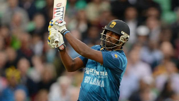 Thisara to lead SL in T20Is