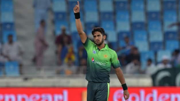 Hasan Ali Has Climbed To The No1 Spot In ICC ODI Bowlers