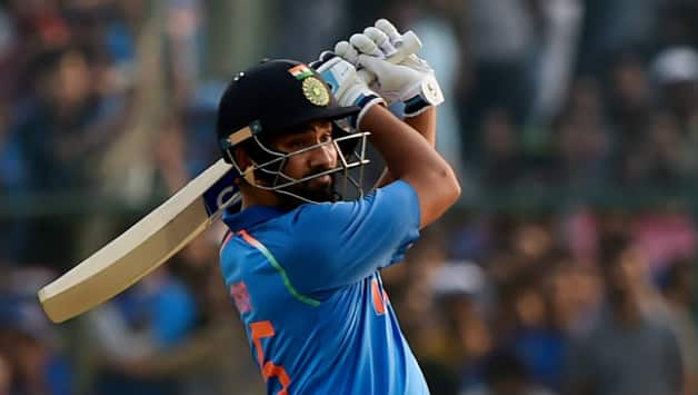 Rohit Sharma has recorded the highest ODI individual score for India for 4 consecutive years