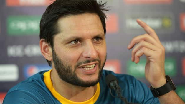 Shahid Afridi has asked PCB to host matches in cities apart from Lahore  © AFP (file photo)