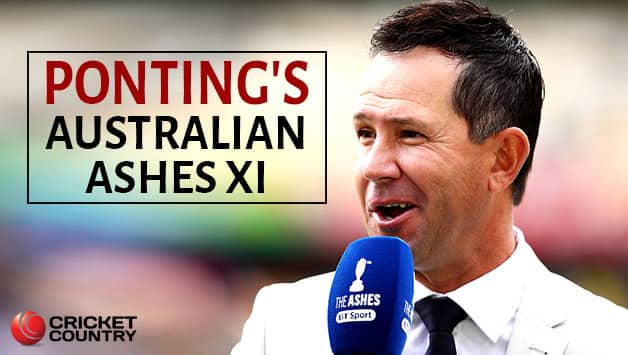 Border to lead Ponting's AUS Ashes XI