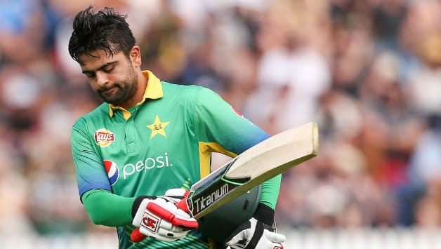 Ahmed Shahzad © Getty Images