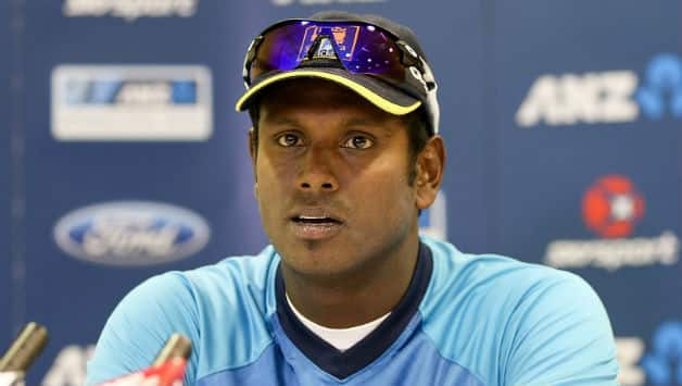 India have top class pace attack, says Angelo Mathews