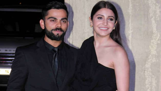Virat Kohli, Anushka Sharma add glamour to Indian Sports Honours: See Pics