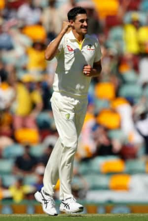 Mitchell Starc © Getty Images