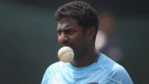 Video: Watch Muttiah Muralitharan showing his marvelous skills