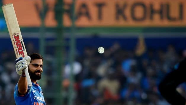 Virat Kohli inspires Indian golfer Shiv Kapoor to pass Yo-Yo fitness test