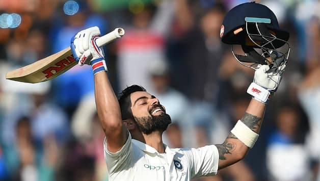 Kohli is now at par with Brian Lara with most number of double-hundreds as a captain © AFP