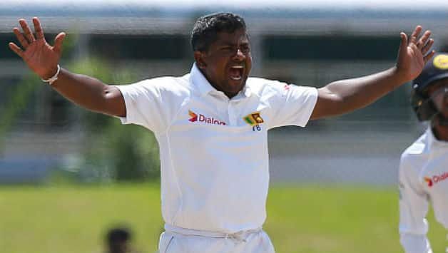 Rangana Herath: It's a dream to win a Test in India