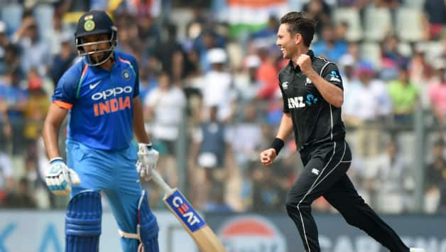 Rohit Sharma give a sarcastic comment at Harbhajan Singh's expert opinions