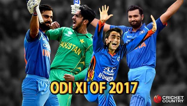 From left: Virat Kohli, Hasan Ali, Rashid Khan and Rohit Sharma were the easiest picks © Getty/AFP