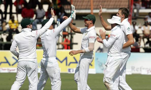 Zimbabwe lose pink ball warm up match to south africa invitation xi south africa and zimbabwe will begin the pink ball test from december 26 getty stopboris Choice Image