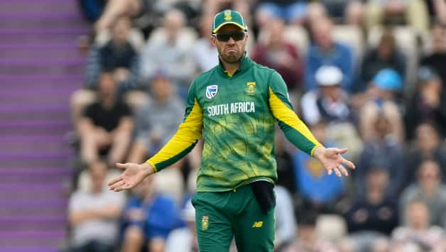 India tour of South Africa: AB de Villiers took a jibe on India's strategy of preparing green turfs