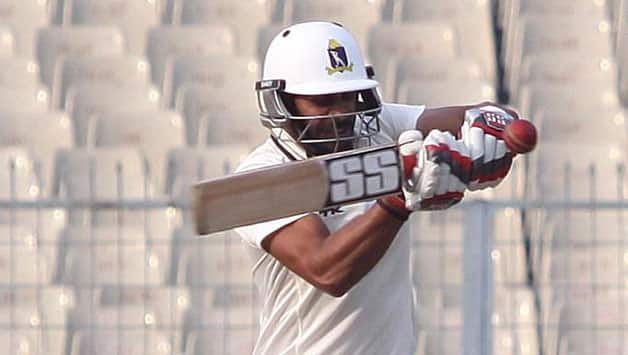 Bengal skipper Manoj Tiwary's failure proved costly for Bengal © IANS (File Photo)