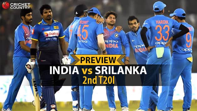 India vs Sri Lanka, 2nd T20I preview and likely XIs: Rohit Sharma will look for series win at Indore