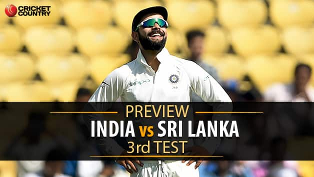 India vs Sri Lanka, 3rd Test: preview and likely XI for Hosts and Visitors