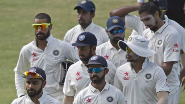 टीम इंडिया © AFP