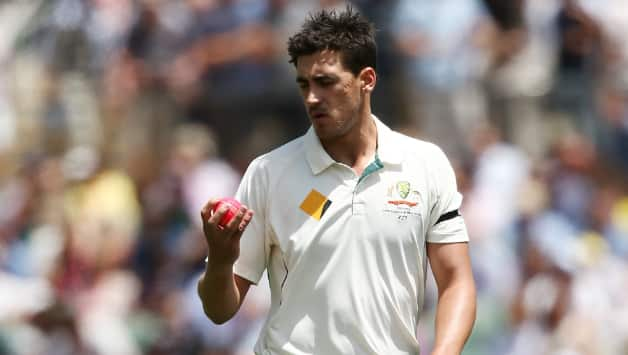 Steven Smith: Mitchell Starc's return for final Ashes Test in Sydney is doubtful