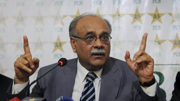 Najam Sethi: Every country wants to play against India to make money