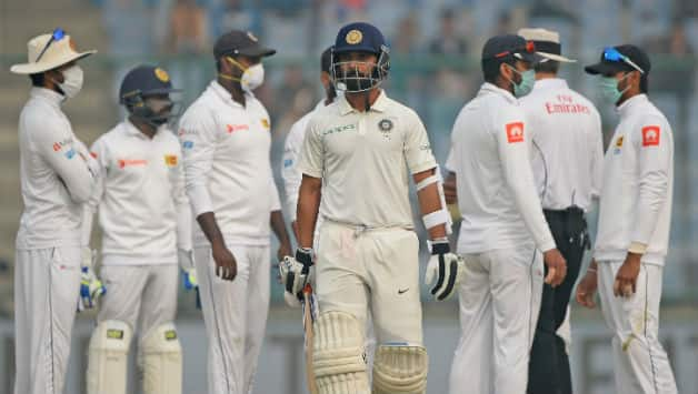 Ajinkya Rahane failed with the bat yet again© AFP