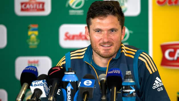Graeme Smith © Getty Images (File Photo)