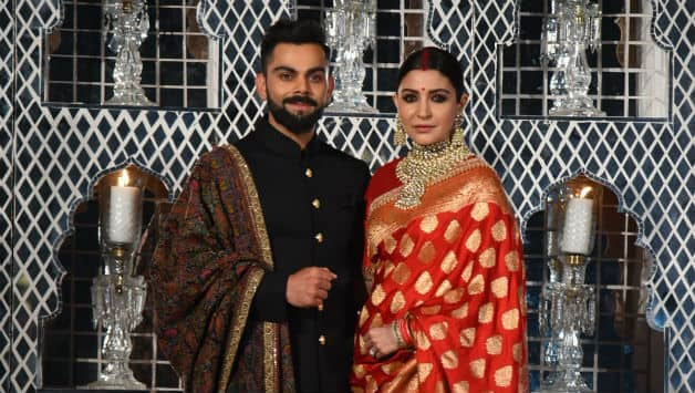 PM Narendra Modi, Suresh Raina, Gautam Gambhir and others attend Virat Kohli, Anushka Sharma's Delhi reception