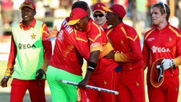 Zimbabwe Players Suffer Due To Cricket Shutdown