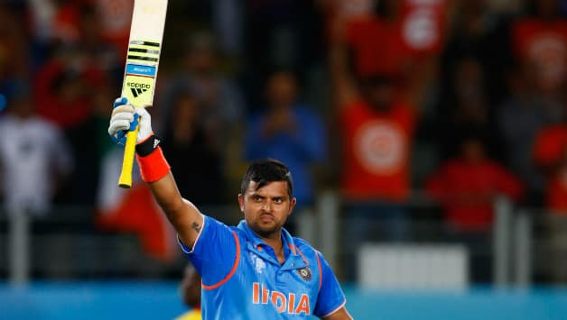 Suresh Raina clears Yo-Yo test