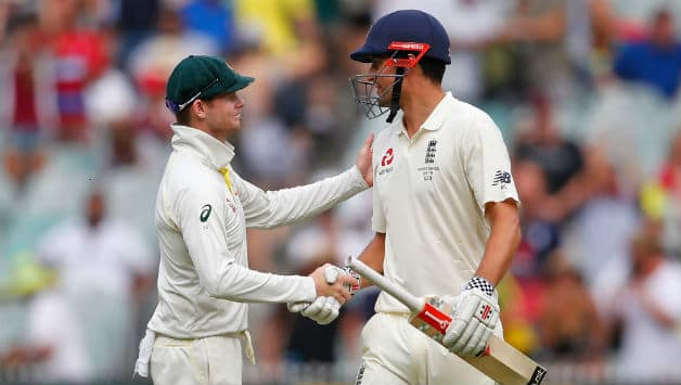 The Ashes 2017-18: Alastair Cook's double-hundred goes in vain as 4th Test ends in a draw