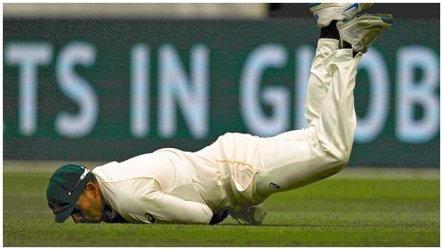 उस्मान ख्वाजा के कैच पर विवाद © Getty Images