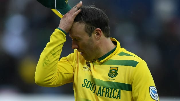 South Africa's former skipper, AB de Villiers © Getty Images