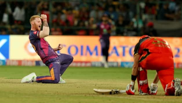 ECB allowes Ben Stokes to play in IPL 2018