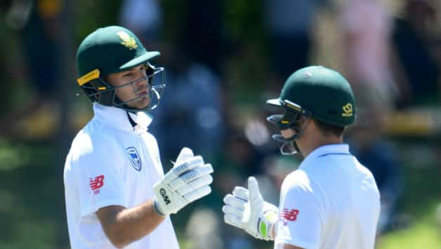India vs South Africa, 2nd Test: Aiden Markram, Dean Elgar's partnership help Hosts score 78/0 at Lunch on Day 1